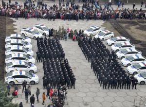 В Полтаве начала работу патрульная полиция - фото