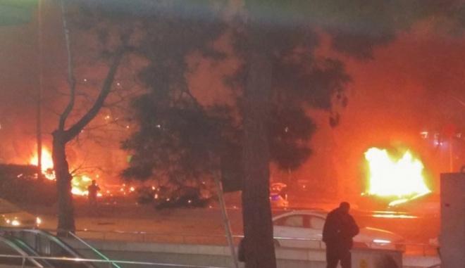 В результате теракта в Анкаре погибли 34 человека - фото