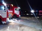 В Ростове-на-Дону разбился авиалайнер с 62 людьми на борту