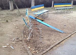 В Соломенском районе произошел взрыв - фото