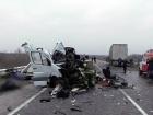 В ужасном ДТП на Полтавщине погибли 8 человек