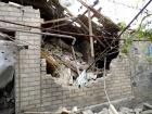 В Зайцево снаряд попал в частный дом, есть раненый