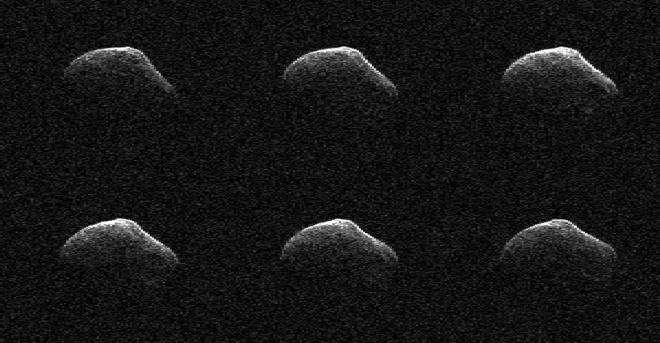 Видео кометы, пролетевшей мимо Земли, показала НАСА - фото