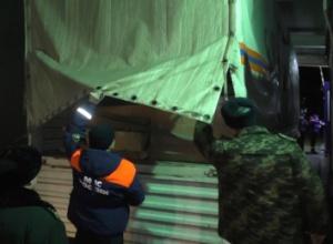 «Юбилейная» колонна российской «гуманитарки» пересекла украинскую границу - фото