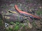 На Оболони застрелился мужчина в камуфляжной форме