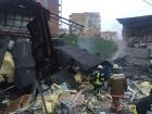 Названа предварительная причина взрыва в гаражах на Виноградаре