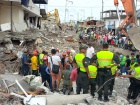 Официально от землетрясения в Эквадоре погибли 238 человек