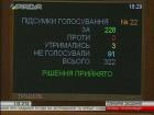 Рада дала согласие на задержание и арест судьи Юхимука с Луганщины