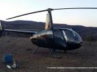 Со стрельбой задержали вертолет, который мог переправлять нелегалов в Словакию