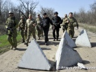 Турчинов не исключает масштабных наступательных операций боевиков