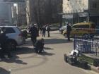 В Киеве застрелили бизнесмена