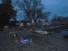 В Одессе разгромили лагерь противников мэра Труханова