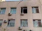 В кабинет судьи ГРУшников бросили «коктейль Молотова»