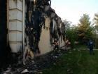 17 погибших в результате пожара под Броварами