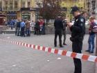 На Бессарабской площади произошла стрельба