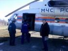 На Камчатке разбился вертолет, погибли два человека