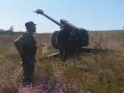 Ночью боевики применили и тяжелое артиллерийское вооружение