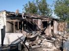 Подробности обстрела боевиками жилых домов в Авдеевке