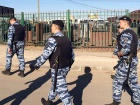 Последствия массовых столкновений на московском кладбище