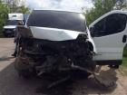 У Бахмутки в результате лобового столкновения машин погибли 2 человека