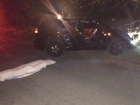 В Одессе расстреляли автомобиль с правозащитником