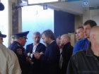 В Одесском аэропорту заблокировали Новинского и Бойко