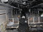 В Винницкой области загорелся поезд с пассажирами [фото]
