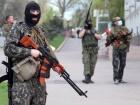 За прошедшие сутки боевики почти придерживались перемирия