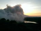 На Грибоведской свалке снова пожар
