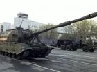 Прошедшие сутки в АТО: танки, САУ, 120-мм минометы, активизировались диверсанты