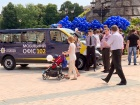 В Киеве появился мобильный офис полиции