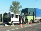 В Курской области в аварии погибли 5 украинцев (фото)