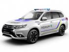 Нацполиция получит экономные Mitsubishi Outlander