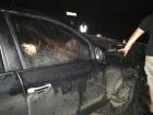 Нардеп Барна на машине врезался в бетонные блоки