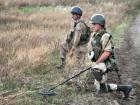 Украинский военный попал в плен под Марьинкой