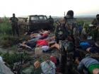 В болотах Ровенщины полиция обнаружила «клондайк» добытчиков янтаря