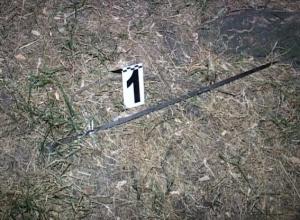 В Киеве мужчину насмерть закололи шампуром - фото