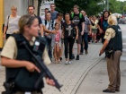 В Мюнхене в торговом центре открыли стрельбу, много погибших