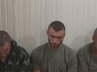 Задержанные боевики пытались заминировать территорию возле Широкино (видео)