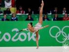 Гимнастка Ризатдинова завоевала бронзу в Рио