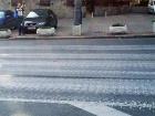 «Киевавтодор» жалуется на испорченный военной техникой асфальт