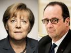 Крымскую провокацию ФСБ Порошенко обсудил с Меркель и Олландом