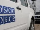На Луганщине обстреляли наблюдателей ОБСЕ
