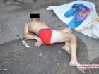 На самом деле полицейские на Николаевщине в упор стреляли в мужчину в наручниках