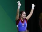 Тайская тяжелоатлетка завоевала золото Олимпиады в весе до 48 кг