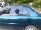 В Харькове пьяный пассажир такси совершил стрельбу из АК (фото)