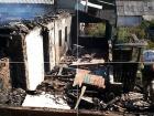 В Зайцево 120-мм мина разрушила дом