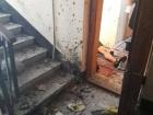 Во Львове мужчина пнул пакеты с мусором под квартирой, прогремел взрыв