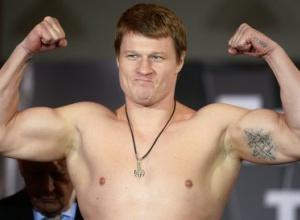 WBC дисквалифицировал Александра Поветкина - фото