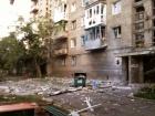 Жители Ясиноватой пытались задавить боевиков грузовиком